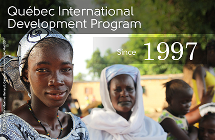 Québec International Development Programm
