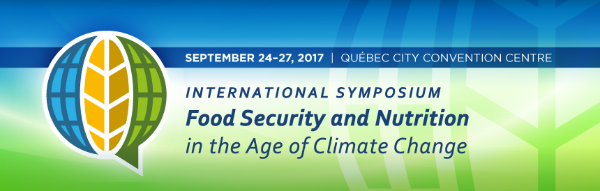 International Symposium on Food Security and Nutrition in a Changing Climate